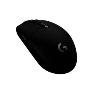 Logitech G305 Wireless Gaming Maus schwarz