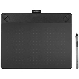 Wacom Intuos ART PEN & Touch Medium, schwarz (CTH-690AK-S)