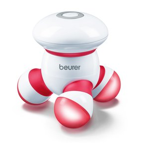 Beurer MG 16 Mini-Massager 646.15, rot