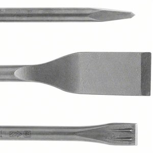 Bosch 3-teiliges Meißel-Set SDS-plus (2 607 019 159)