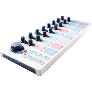 Arturia BeatStep Controller / Sequencer, Weiß