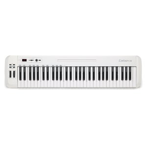 Samson Carbon 61 USB-MIDI Controller Masterkeyboard 61 Tasten inkl. Native Elements Software