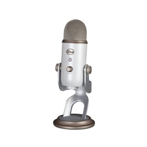 Blue Microphones Yeti Vintage White Microphone