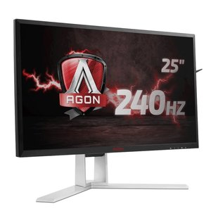 AOC Gaming AG251FG (AG251FG) - 24,5 Zoll, Full HD (1920 x 1080), TN-Panel, 240Hz, 1ms, 400cd/m²