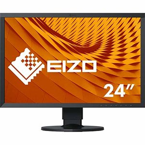 Eizo ColorEdge CS2410 (CS2410-BK) - 24,1 Zoll, WUXGA (1920 x 1200), IPS-Panel, 60Hz, 14ms, 300cd/m²
