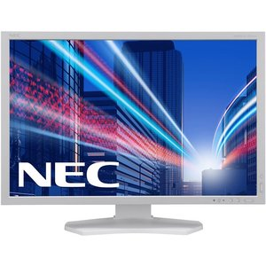 NEC MultiSync PA242W (60003491) - 24,1 Zoll, WUXGA (1920 x 1200), IPS-Panel, 60Hz, 8ms, 340cd/m²