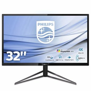 Philips Momentum 326M6VJRMB - 31,5 Zoll, 4K UHD (3840 x 2160), VA-Panel, 60Hz, 4ms, 600cd/m²