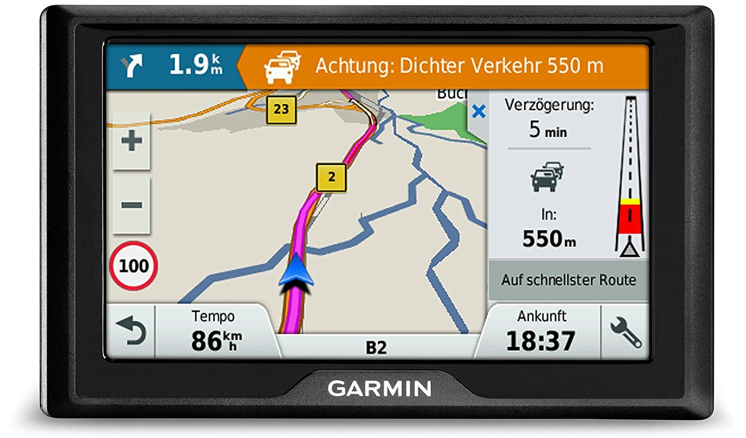 garmin drive 51 lmt s eu 2 tests infos. Black Bedroom Furniture Sets. Home Design Ideas