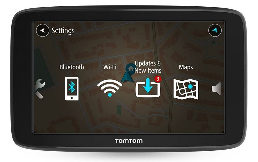 tomtom go basic 5 eu tests infos. Black Bedroom Furniture Sets. Home Design Ideas