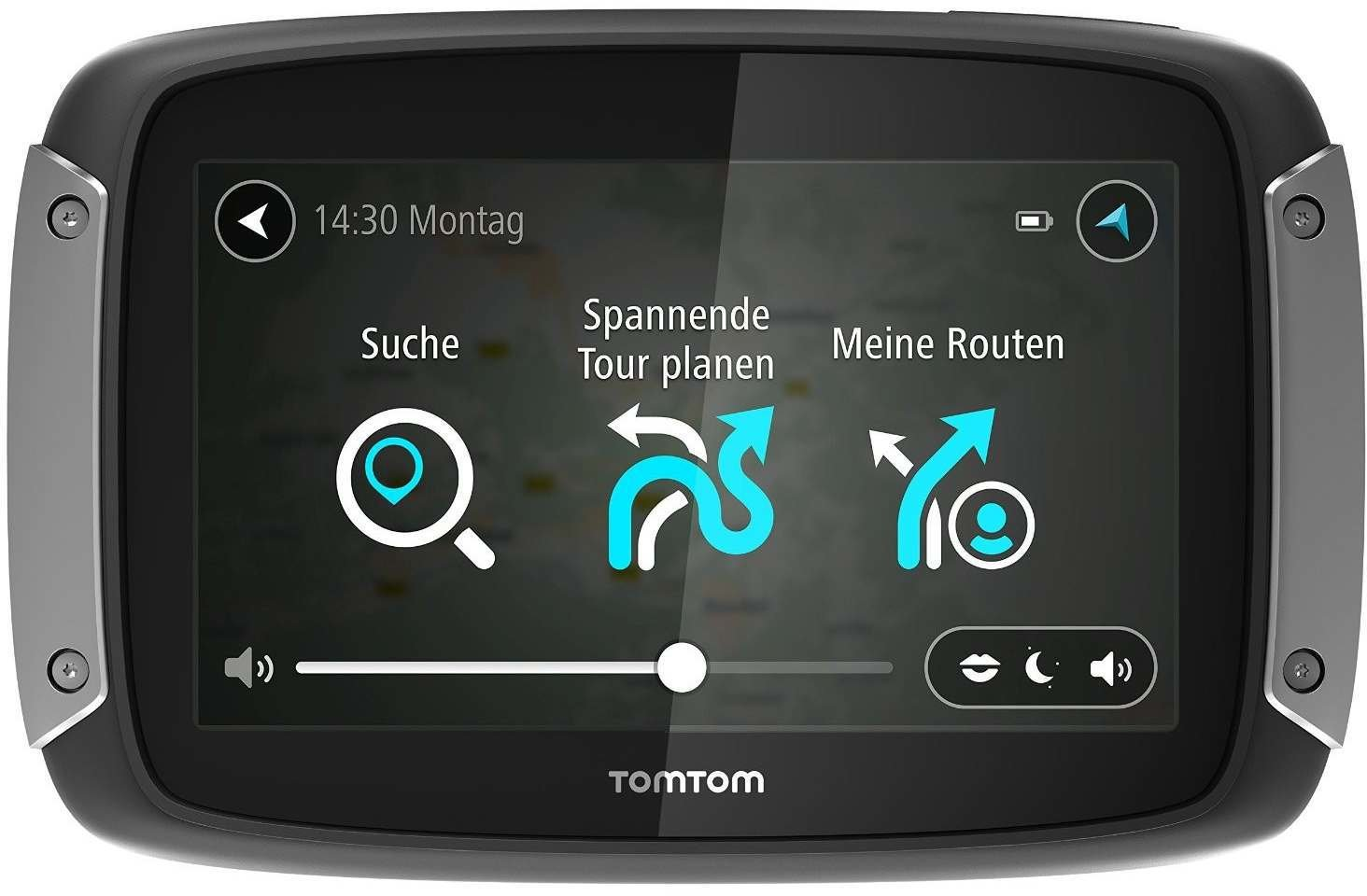 tomtom rider 40 tests infos 2018. Black Bedroom Furniture Sets. Home Design Ideas