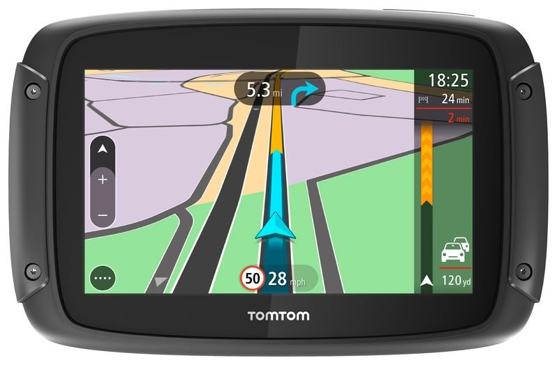 tomtom rider 420 tests infos 2018. Black Bedroom Furniture Sets. Home Design Ideas