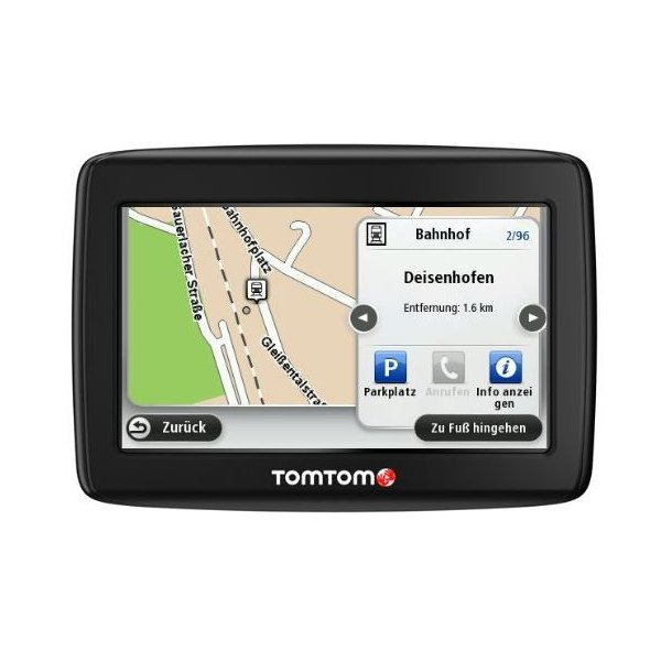 tomtom start 25 europe traffic tests infos 2018. Black Bedroom Furniture Sets. Home Design Ideas