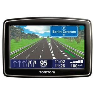 TomTom XL V3 IQ Routes Edition Central Europe Traffic
