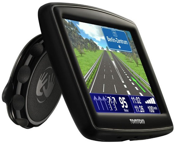 tomtom xxl iq routes edition central europe traffic 2. Black Bedroom Furniture Sets. Home Design Ideas