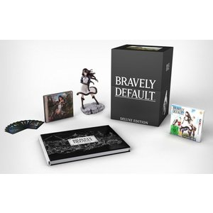 Bravely Default - Collector's Edition (Limited Edition) (3DS)