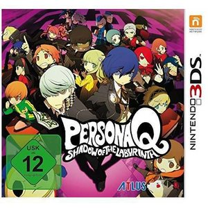 Persona Q - Shadow of the Labyrinth (3DS)