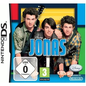 Jonas (Disney) (DS)