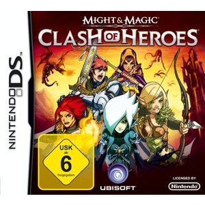 Might & Magic - Clash of Heroes (DS)
