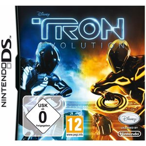 TRON: Evolution (DS)