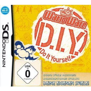 Wario Ware - Do It Yourself (DS)