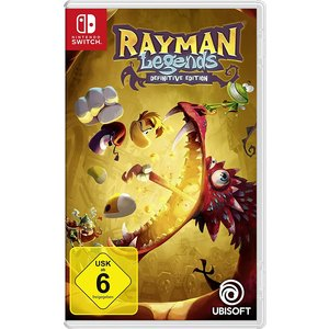 Rayman Legends - Definitive Edition (Switch)