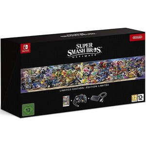 Super Smash Bros. Ultimate (Limited Edition) (Switch)