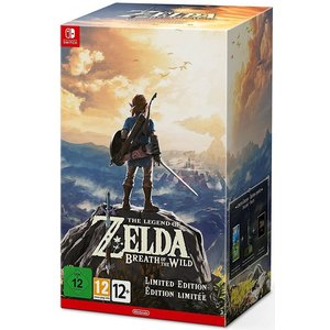 The Legend of Zelda - Breath of the Wild (Limited Edition) (Switch)