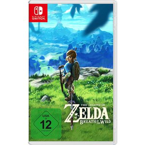 The Legend of Zelda - Breath of the Wild (Switch)
