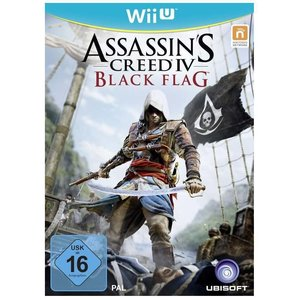 Assassin's Creed 4 - Black Flag (Wii U)