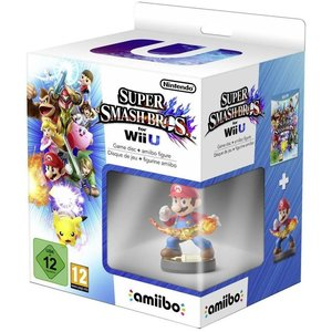Super Smash Bros. for Wii U + amiibo-Figur Mario (Wii U)