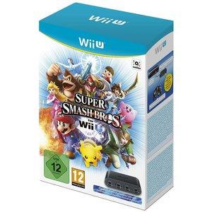 Super Smash Bros. for Wii U + GameCube Adapter (Wii U)