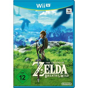 The Legend of Zelda - Breath of the Wild (Wii U)