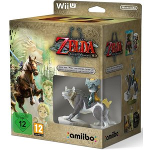 The Legend of Zelda - Twilight Princess HD (Limited Edition) (Wii U)