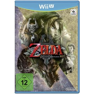 The Legend of Zelda - Twilight Princess HD (Wii U)
