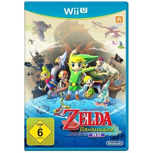 The Legend of Zelda - Wind Waker HD (Wii U)
