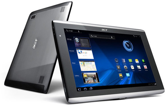 acer iconia tab a500 32gb 20 tests infos 2018. Black Bedroom Furniture Sets. Home Design Ideas