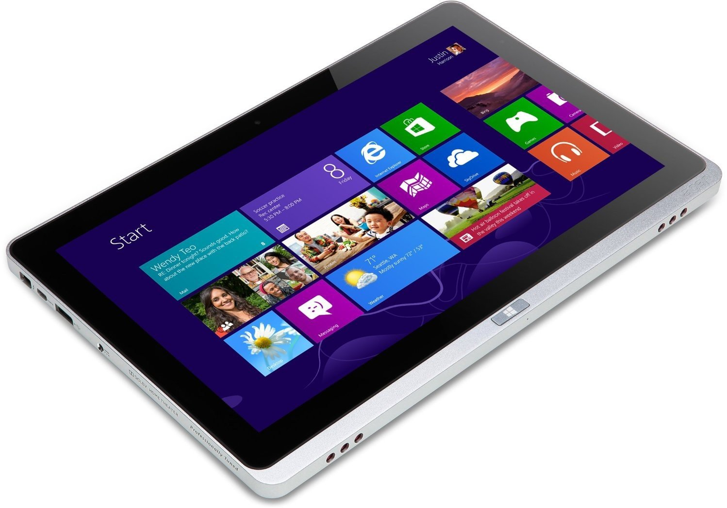 acer iconia tab w700p 2 tests infos 2018. Black Bedroom Furniture Sets. Home Design Ideas