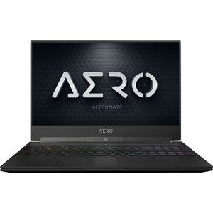Gigabyte Gaming Aero 15-Y9, 15,6 Zoll, Ultra HD, Intel Core i9-8950HK, 64GB RAM