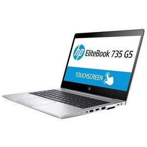 HP EliteBook 735 G5 13 Zoll Full HD AMD Ryzen 7-2700U 8 GB RAM 256 GB SSD 3UN62EA
