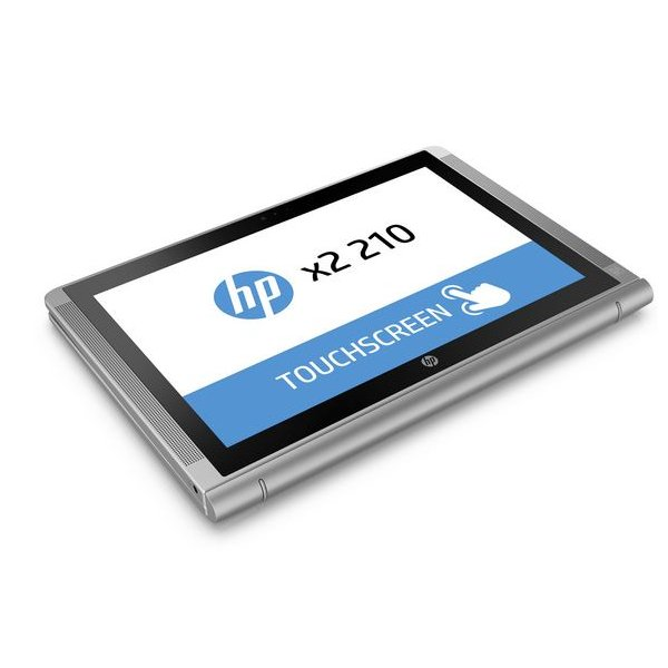HP x2 210 Detachable PC, 2GB RAM, 32GB Flash, Windows 10 Home (L5G89EA)