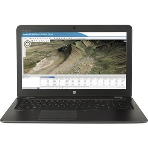 HP ZBook 15u G3 15 Zoll Full HD Intel Core i7-6500U 8 GB RAM 256 GB SSD Y6J53EA#ABD