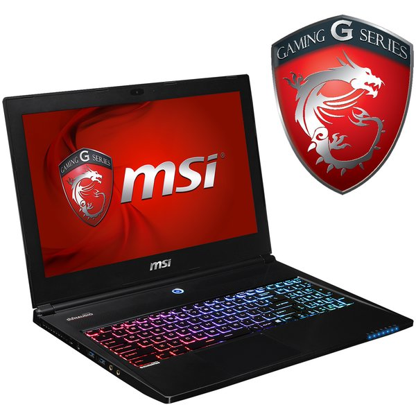 msi gs60 2pci581 gaming notebook tests infos 2018. Black Bedroom Furniture Sets. Home Design Ideas