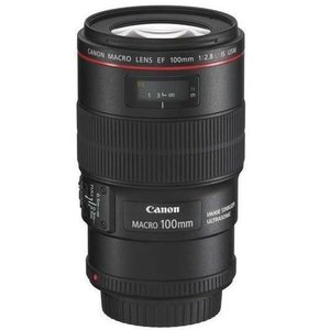 Canon 100 mm / F 2,8L Macro IS USM