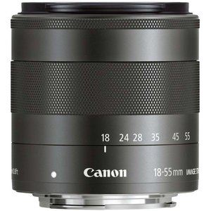 Canon 18-55 mm / F 3,5-5,6 EF-M IS STM für Canon EF-M