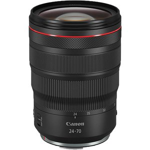 Canon 24-70 mm / F 2.8 RF L IS USM
