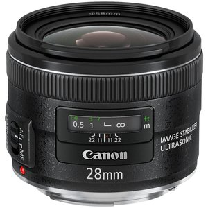 Canon 28 mm / F 2,8 EF IS USM für Canon EF