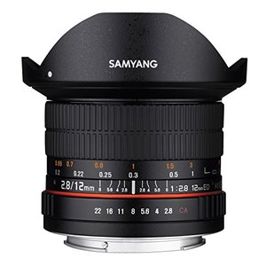 Samyang 12 mm / F 2,8 ED AS NCS für Sony E-Mount