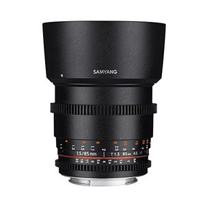 Samyang 85mm T1.5 VDSLR AS IF UMC II