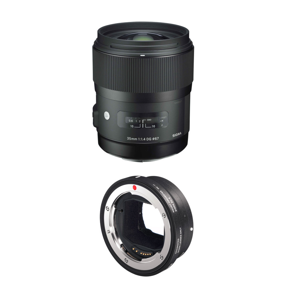 Sigma 50 Mm F 14 Dg Hsm Mount Converter Mc 11 Kit A 2 Tests For Canon 50mm Art