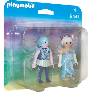 PLAYMOBIL - Duo Pack Winterfeen 9447
